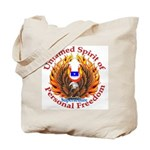 Spirit of Supersedure Tote Bag