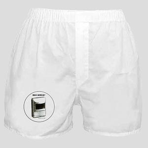URBAN ARCHEOLOGY Series: Television Boxer Shorts