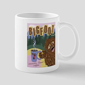 Bigfoot Brand Coffee Mugs