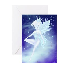 Frost Fairy Greeting Cards (Pk of 10)
