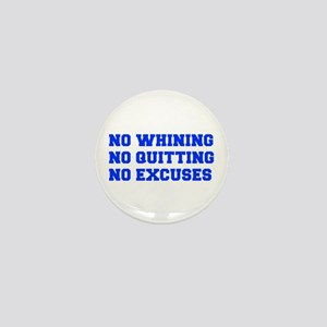 NO-WHINING-FRESH-BLUE Mini Button