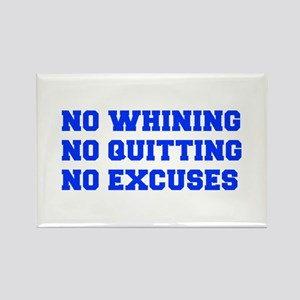NO-WHINING-FRESH-BLUE Magnets