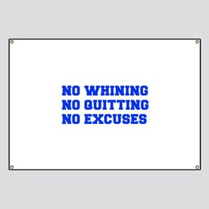 NO-WHINING-FRESH-BLUE Banner
