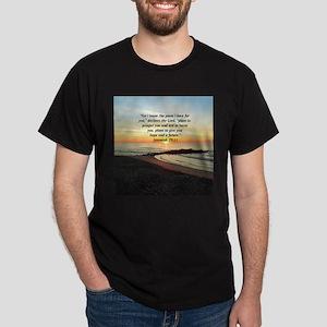 ISAIAH 41:10 Dark T-Shirt