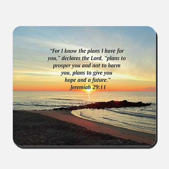 ISAIAH 41:10 Mousepad