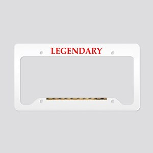 checkers License Plate Holder