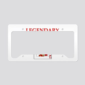 BRIDGE2 License Plate Holder