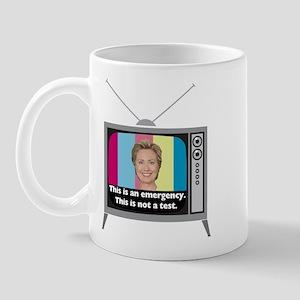 Anti-Hillary Clinton Gifts Mug
