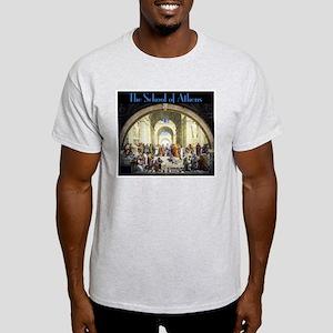 School of Athens Light T-Shirt