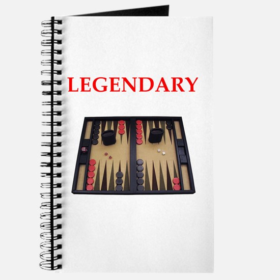 backgammon Journal