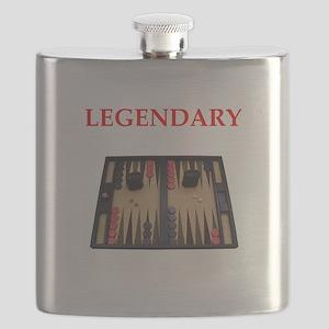 backgammon Flask