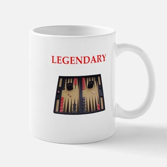backgammon Mugs