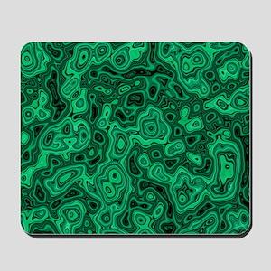 Malachite Mousepad