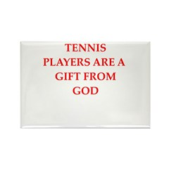 tennis Magnets