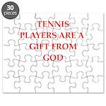 tennis Puzzle