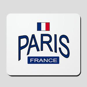 Paris France Mousepad