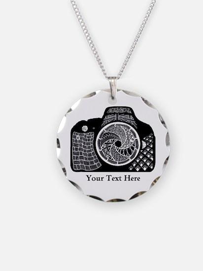 Customizable Camera Original Necklace