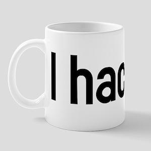 I hack Mug