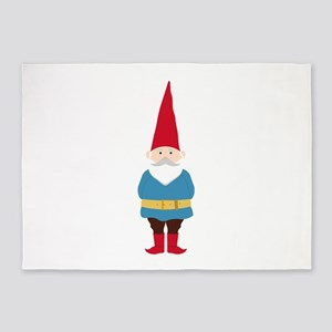 Gnome 5'x7'Area Rug