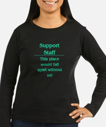 Place would fall apart..... T-Shirt