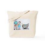 New Baby Tote Bag