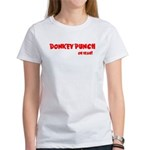 DONKEY PUNCH Women's T-Shirt