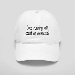 Running Late 1a Cap
