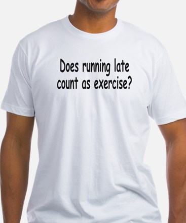 Running Late 1a T-Shirt
