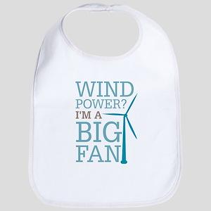Wind Power Big Fan Bib