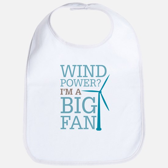 Wind Power Big Fan Bib