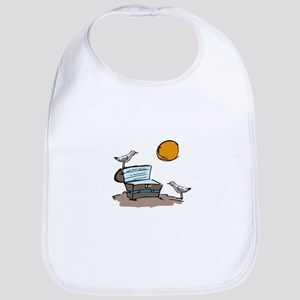 Treasure Chest Bib