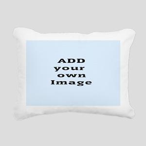 Add Image Rectangular Canvas Pillow