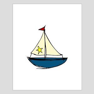 Sail Boat Posters