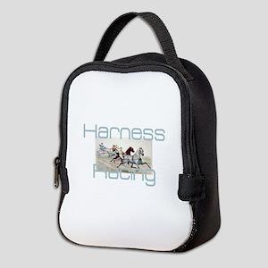 Harness Racing Neoprene Lunch Bag