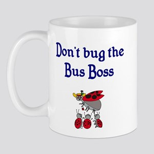 Bus Boss Mug