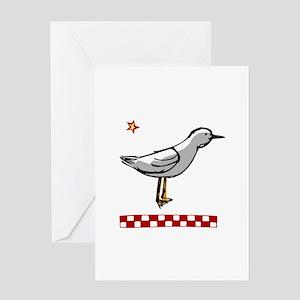 Shore Bird Greeting Cards