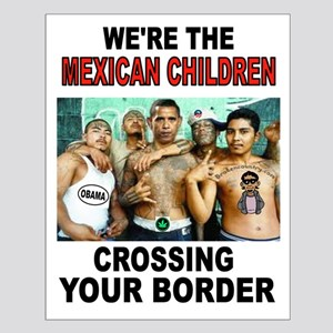 MEXICAN IMMIGRANTS Posters
