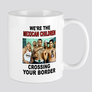 MEXICAN IMMIGRANTS Mugs