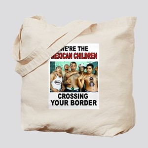 MEXICAN IMMIGRANTS Tote Bag
