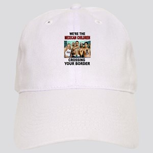MEXICAN IMMIGRANTS Baseball Cap