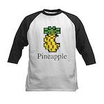 Pineapple. Kids Baseball Jersey