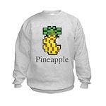 Pineapple. Kids Sweatshirt
