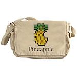 Pineapple. Messenger Bag