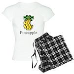 Pineapple. Women's Light Pajamas