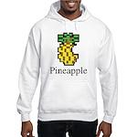 Pineapple. Hooded Sweatshirt