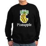 Pineapple. Sweatshirt (dark)