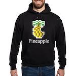 Pineapple. Hoodie (dark)