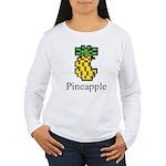 Pineapple. Women's Long Sleeve T-Shirt