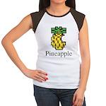 Pineapple. Women's Cap Sleeve T-Shirt