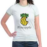 Pineapple. Jr. Ringer T-Shirt